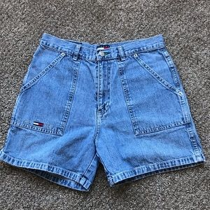 VTG Tommy Hilfiger Denim Shorts